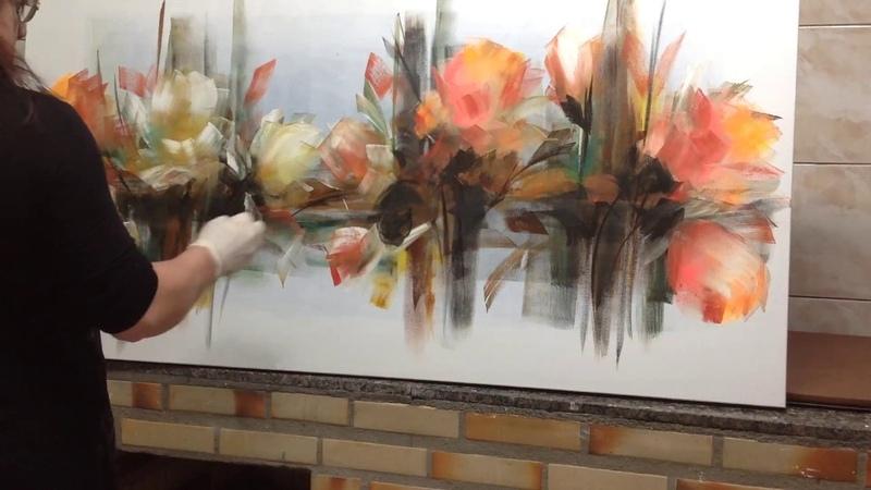 Pinturas de Luiza Sartori