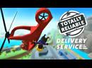 СИМУЛЯТОР ДОСТАВКИ (Totally Reliable Delivery Service) - Доставщики-Халявщики [TRDS Смешные моменты]
