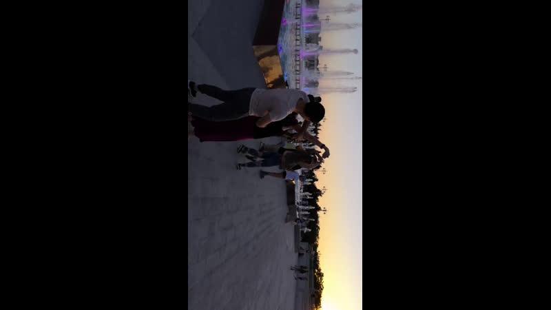 Live: Крым Zouk    Бразильский зук в Симферополе