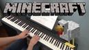 Danny Minecraft Piano Cover Sheet Music Midi Torby Brand