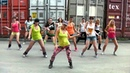 Konshens - Gal a bubble choreo on basic steps by DHQ Fraules