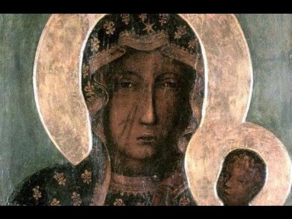 Ченстоховская икона Божией Матери Чёрная мадонна