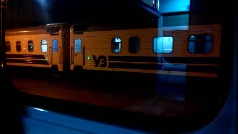 Бардак на украинской железной дороге продолжается