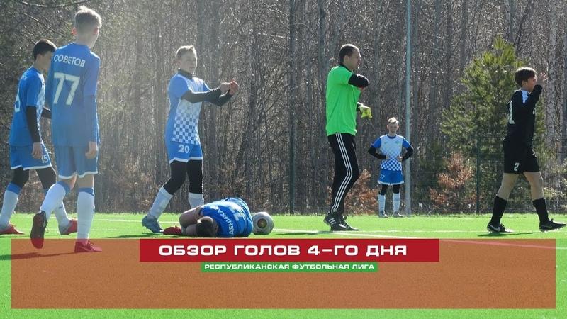 Кубок Волги 2019 Казань Обзор голов 4 го игрового дня