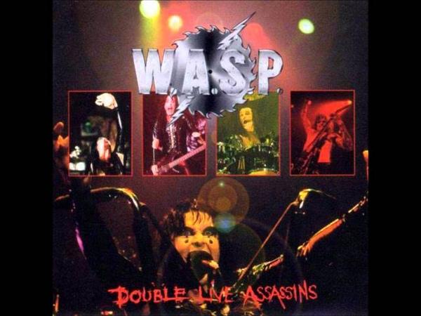 W.a.s.p -Rock N'Roll To Death