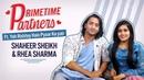 Yeh Rishtey Hain Pyaar Ke's Shaheer Sheikh Rhea Sharma reveal secrets PrimeTime Partners YRHPK