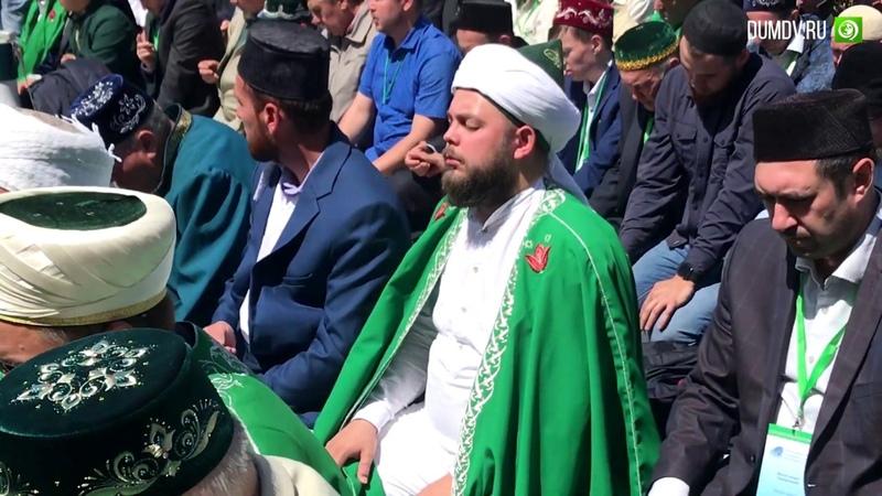 ДУМДВ на праздновании Изге Болгар жыены 2019