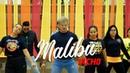 Malibu Iacho by César James Coreografía Cardio Extremo Cancún Zumba Fitness