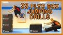25 Plyometric Box Jumping Drills Increase Your Jump