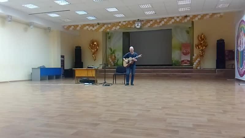 Гитарист виртуоз Данис Щербаков Аранжировка под Майкла Джексона