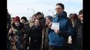 Митинг против строительства химического завода «Титан-Полимер» в Пскове. Избранные моменты