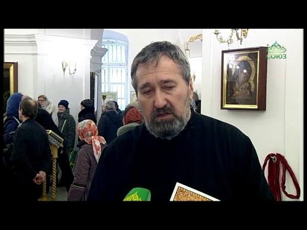 Чудотворная икона Божией Матери «Умиление» Локотская прибыла в Санкт-Петербург.