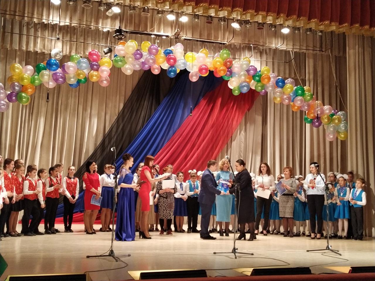 В Донецке стартовал Фестиваль хорового искусства «Пасхальные перезвоны»