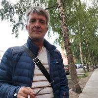 Анкета Сергей Куниловский