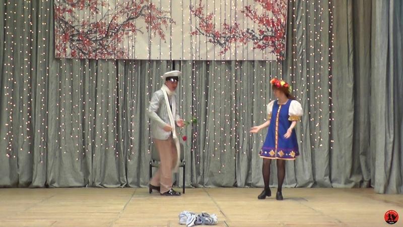 Остап Бендер (12 стульев) (Русское дефиле) - Haru no matata 2019
