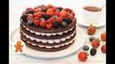 Торт Вупи Пай ✧ Whoopie Pie Cake English Subtitles