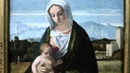 Madonna and Child with Donor 1502 07 Giovanni Bellini 1430 1516 National Museum Poznan