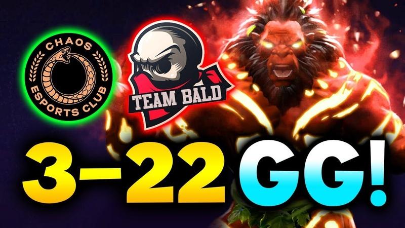 MATUMBAMAN vs Gorgc CHAOS vs BALD 3 22 GG TI9 The International 2019 DOTA 2