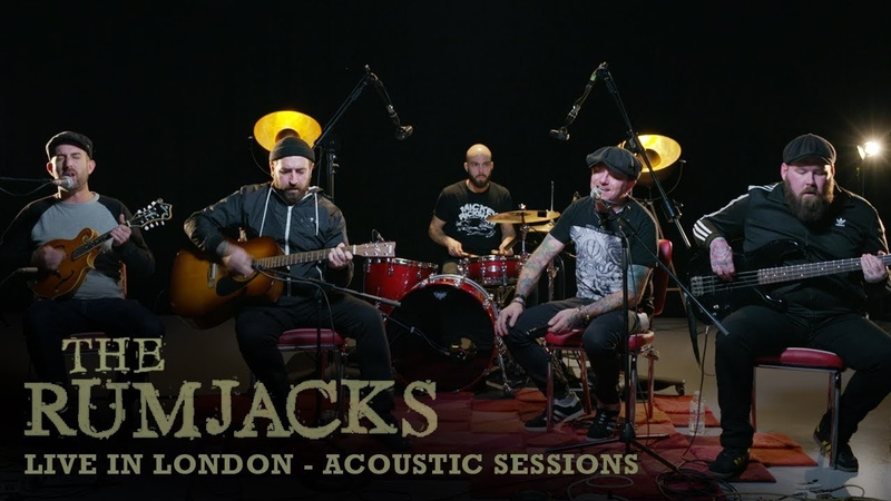 The Rumjacks - A Fistful O Roses (Live in London - Acoustic Sessions)