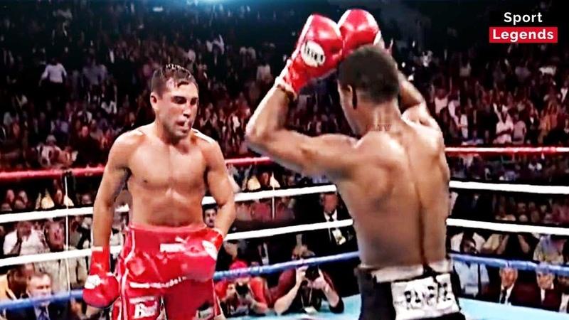A Fights of The Decades: Oscar Dela Hoya vs Shane Mosley!