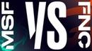MSF vs. FNC - Week 1 Day 2 | LEC Summer Split| Misfits Gaming vs. Fnatic (2019)