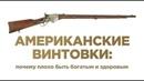 Американские винтовки Андрей Уланов Лекторий История оружия 4