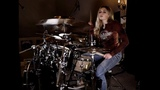 White Zombie Super Charger Heaven Drum Cover~Brooke C