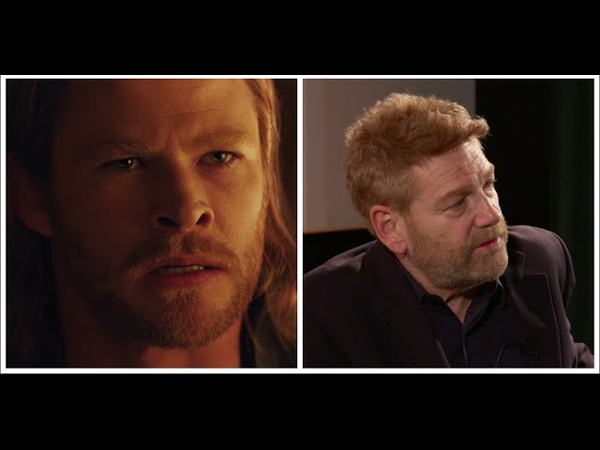 Kenneth Branagh on Thor Loki Sif And Game of Thrones