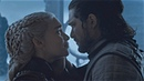 Jon Snow Kills Daenerys Targaryen - Death Scene   Game of Thrones Season 8 Episode 6 Finale