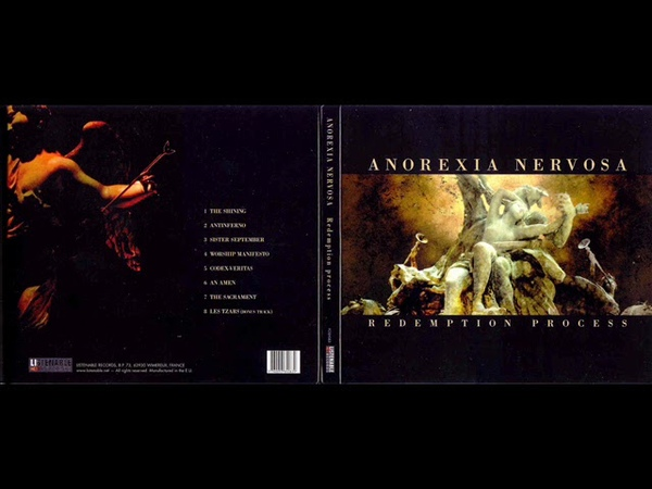 Anorexia Nervosa - [2004] - Redemption Process