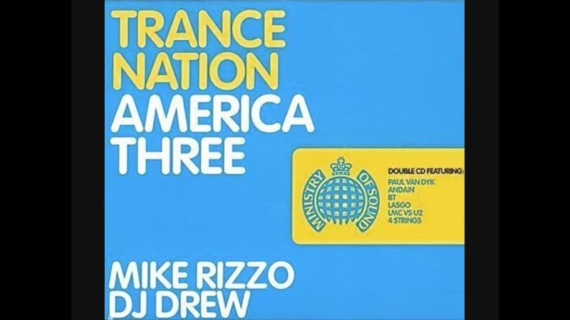 Trance Nation America Three - CD2 Mixed By DJ Drew