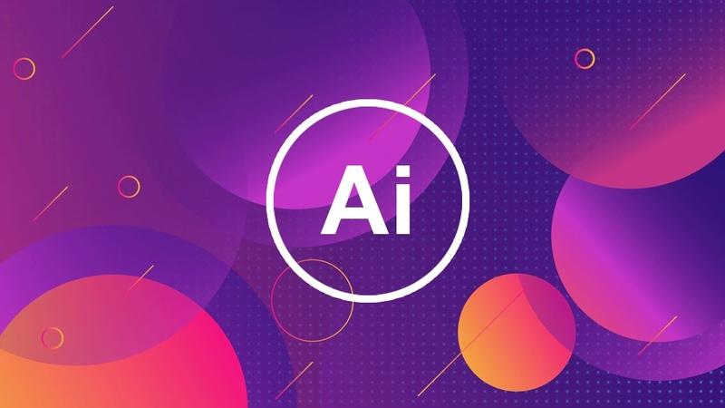 Create a Vector Wallpaper using Adobe Illustrator CC 2019   Speed Art