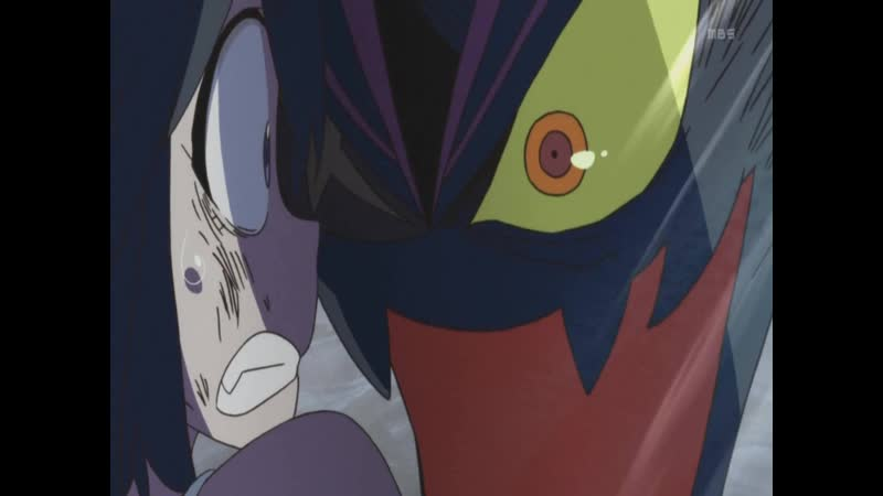Рюко знакомится с Веномом Kill La Kill SnooPers