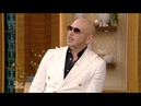Pitbull 'UglyDolls' Interview / Live with Kelly and Ryan April 23th 2019