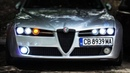 Headlights tuning 6 projectors bi xenon bi led DRL cornering light Alfa Romeo 159 overview