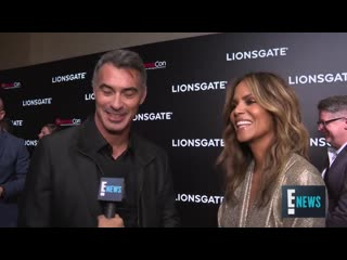Halle Berry Feels Empowered Kicking Ass in John Wick 3 _ E! Red Carpet Award S