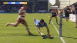 Highlights Challenge Cup Wire v Wigan