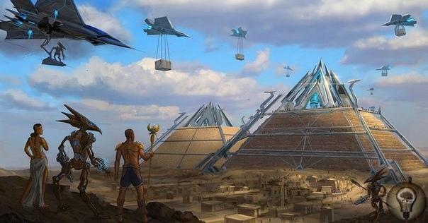Высокоразвитые цивилизации на Земле до появления людей Современные ученые ведут оживленный спор относительно роли и влияния внеземных цивилизаций на развитие человечества. Одни утверждают, что