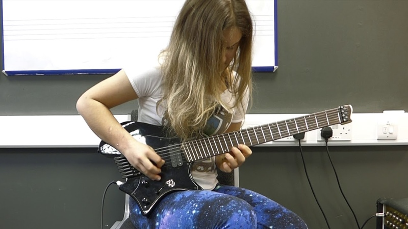 My solo on Jason Becker Valley of Fire