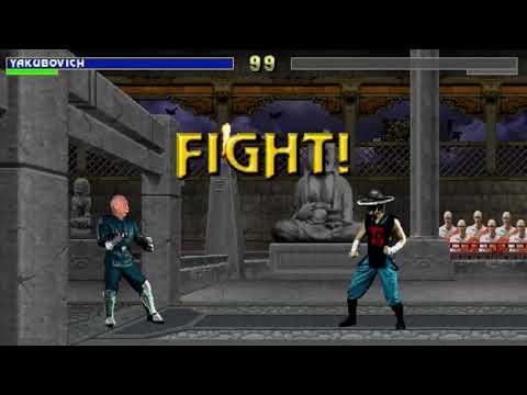 Леонид Якубович в Mortal Kombat ( полная версия )
