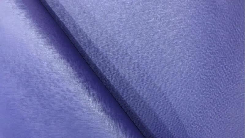 Кожа КРС Saffiano цвет сине фиолетовый