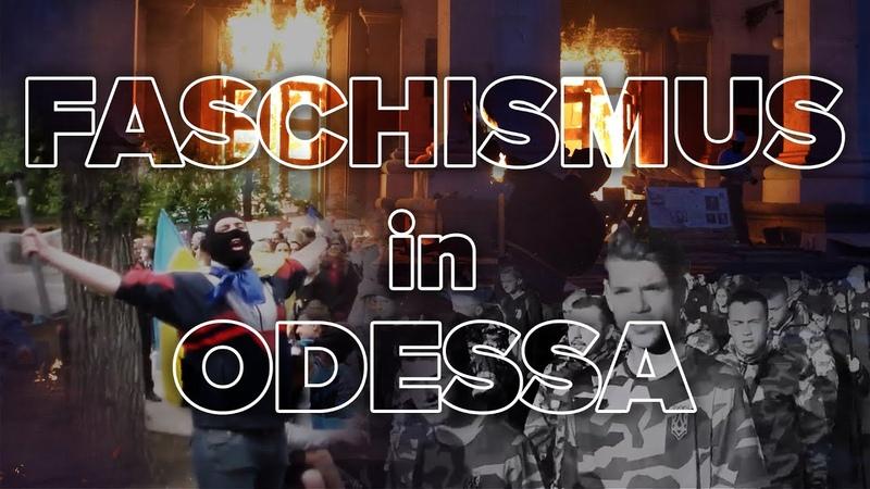 Schade, dass du damals nicht verbrannt bist - Wie der Faschismus nach Odessa kam