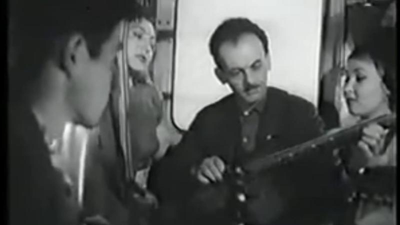 Шёл троллейбус по улице (кавер-версия песни Булата Окуджавы) Булат95