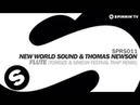 New World Sound Thomas Newson Flute Tomsize Simeon Festival Trap Remix OUT NOW