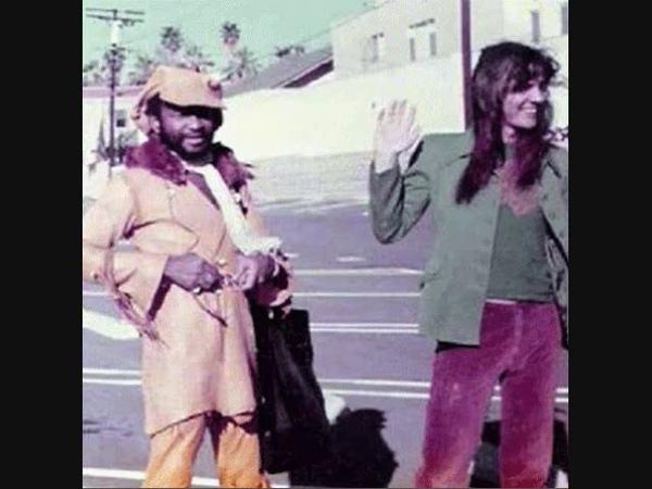 Tommy Bolin Alphonse Mouzon Jam- Glen Holly Studios, Hollywood, Ca 1974