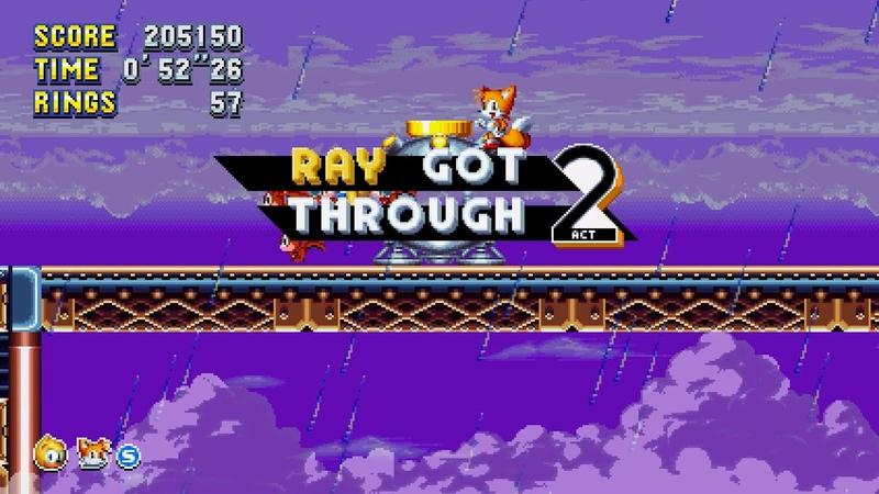 Sonic Mania Plus - Encore Mode Speedrun in 4011
