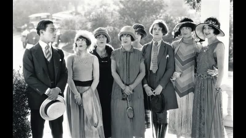 1925: Семь шансов / Seven Chances [BDRip 720p]