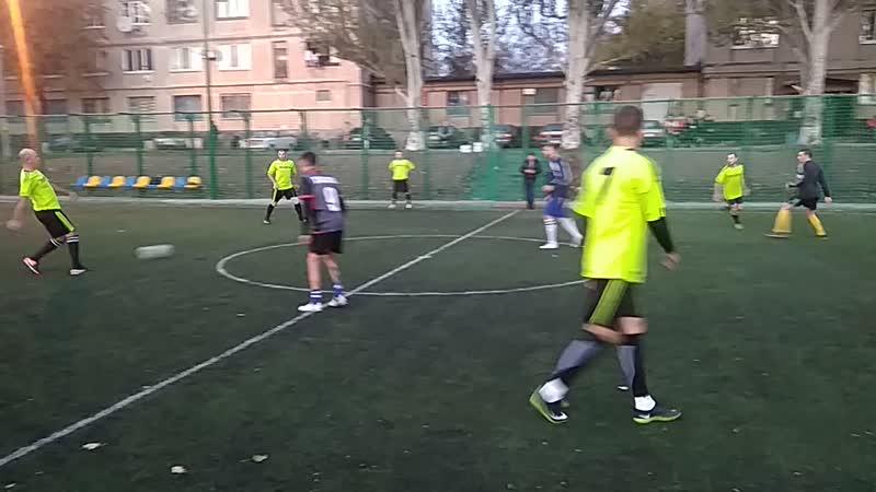 ІІІ Чемпионат Петровского района 7 тур Ляна 0 : 1 Локомотив (2 тайм)