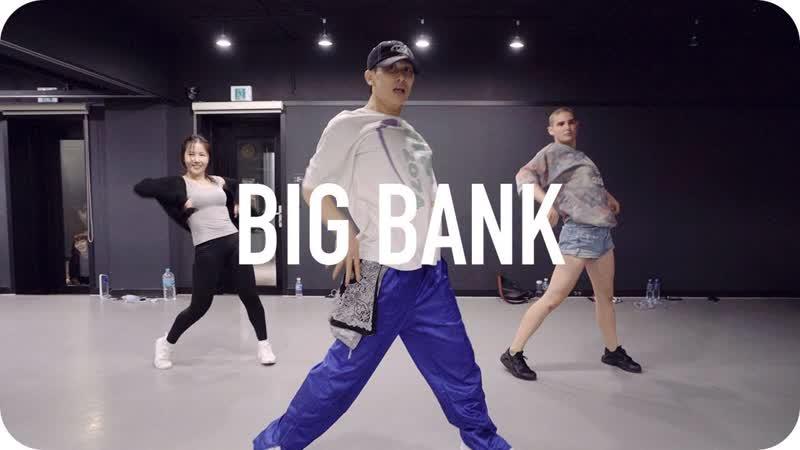 1Million dance studio Big Bank - YG (ft. 2 Chainz, Big Sean Nicki Minaj) / Beginner's Class