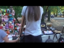 Творческие работы мастеров Донецка на ХХ фестивале кузнечного мастерства в Парке кованых фигур